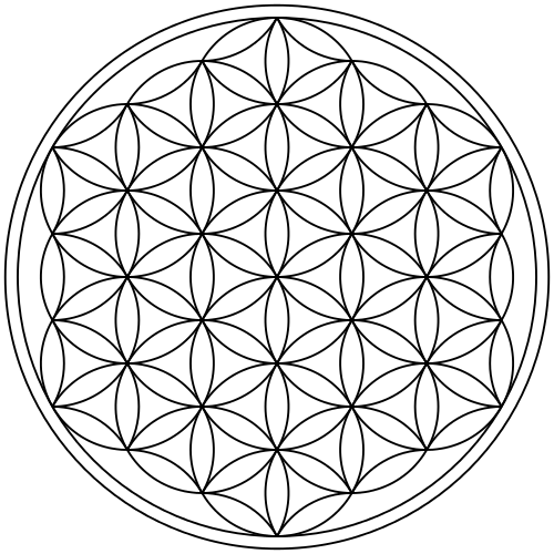 The Flower of Life / Public Domain