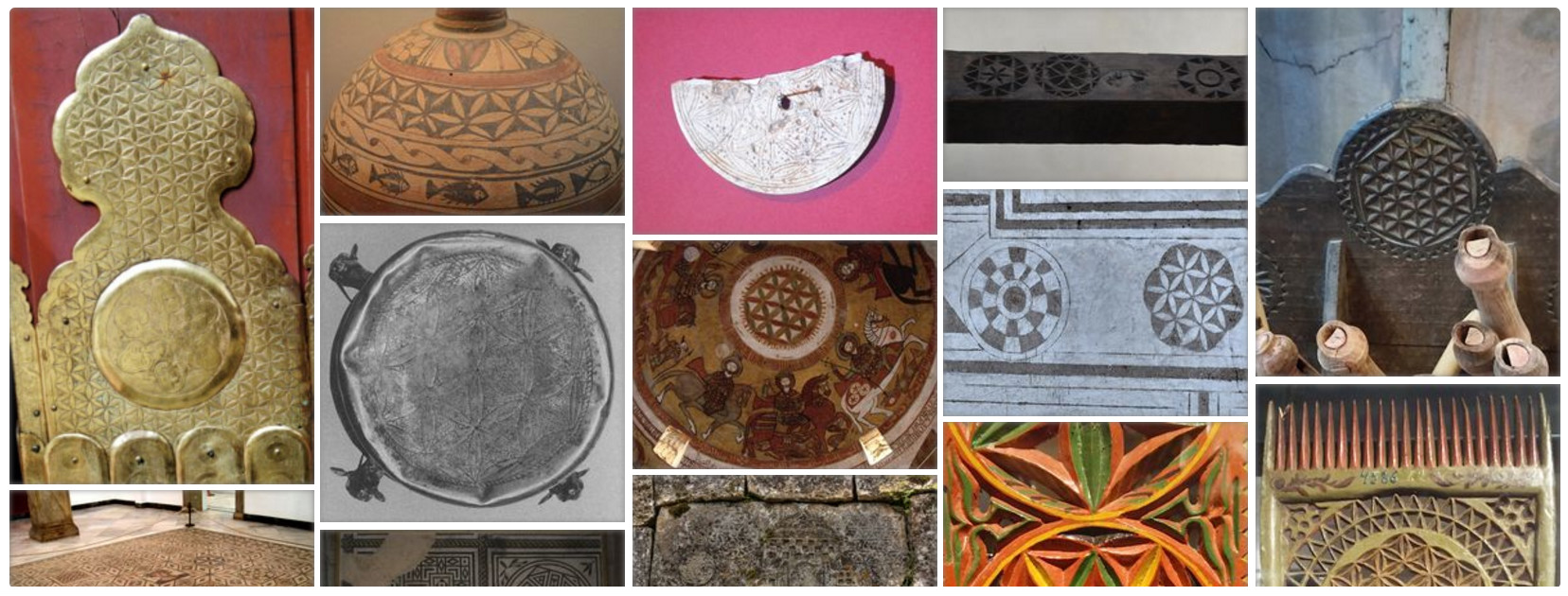 Artifacts of the FOL potpourri from Pinterest board